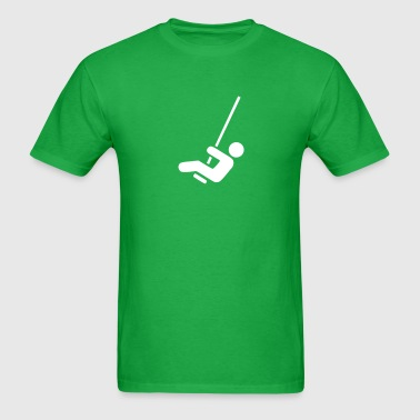 Swing Symbol - Men's T-Shirt