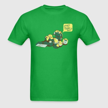 Lego happy face - Men's T-Shirt