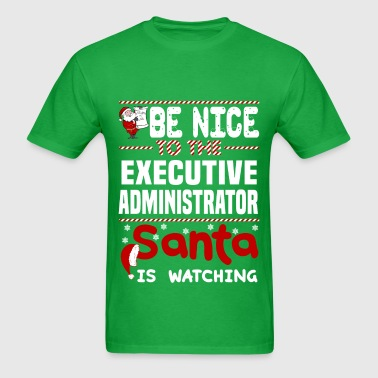 Executive Administrator - Men's T-Shirt