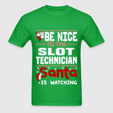 Slot Technician - Men's T-Shirt