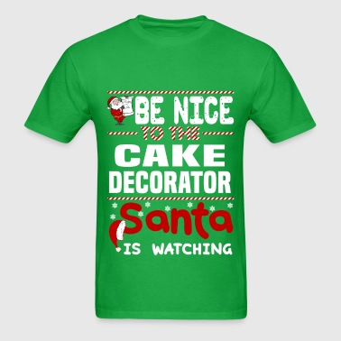 Cake Decorator - Men's T-Shirt