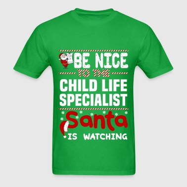 Child Life Specialist - Men's T-Shirt