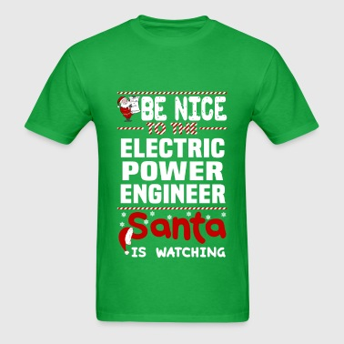 Electric Power Engineer - Men's T-Shirt