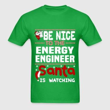 Energy Engineer - Men's T-Shirt