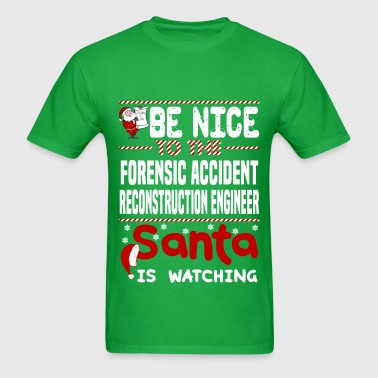 Forensic Accident Reconstruction Engineer - Men's T-Shirt