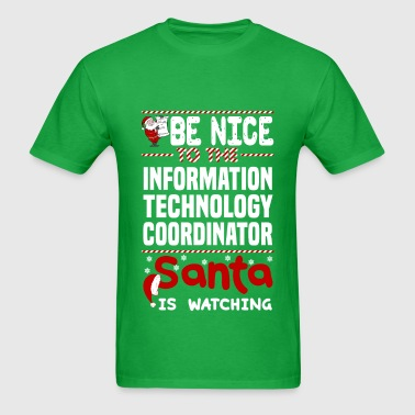 Information Technology Coordinator - Men's T-Shirt