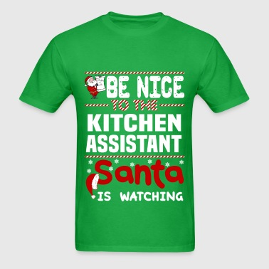 Kitchen Assistant - Men's T-Shirt
