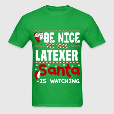Latexer - Men's T-Shirt