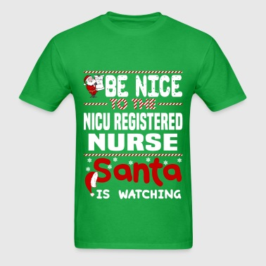 NICU Registered Nurse - Men's T-Shirt