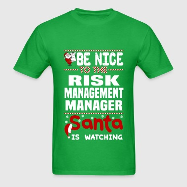 Risk Management Manager - Men's T-Shirt