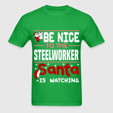 Steelworker - Men's T-Shirt