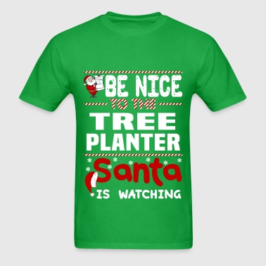 Tree Planter - Men's T-Shirt