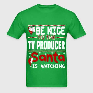 TV Producer - Men's T-Shirt
