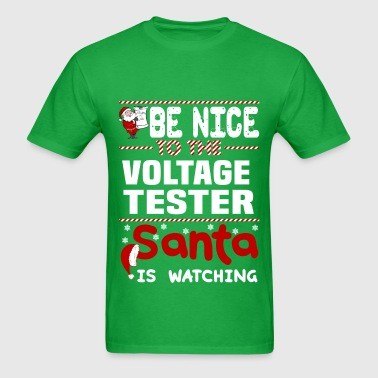 Voltage Tester - Men's T-Shirt