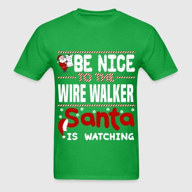 Wire Walker - Men's T-Shirt