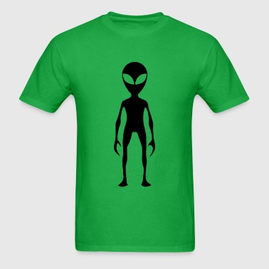 Alien - VECTOR - Men's T-Shirt