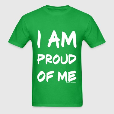 I am proud of me, Wishllywood ™ - Men's T-Shirt