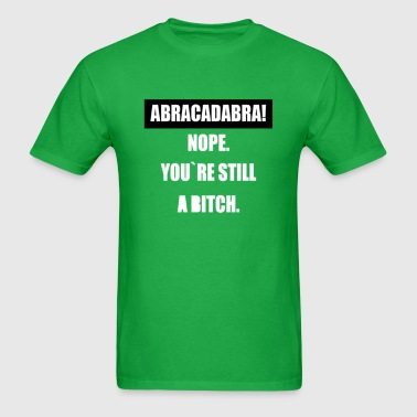 ABRACADABRA - Men's T-Shirt