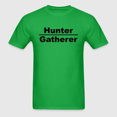 Hunter Gatherer v3 - Men's T-Shirt