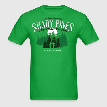 Shady Pines Retirement Home - Men's T-Shirt