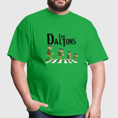 The Daltons Abbey Road - Men's T-Shirt