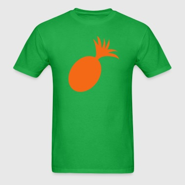 pineapple 1 color - Men's T-Shirt