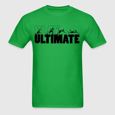 PlayUltimate+LayOut - Men's T-Shirt