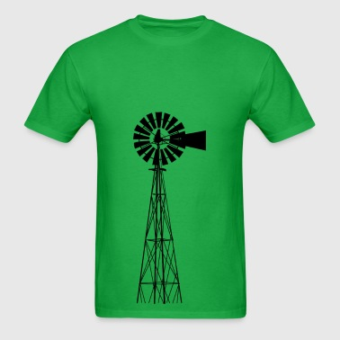 Windmill - Men's T-Shirt