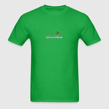 Amsterdam Weed - Men's T-Shirt