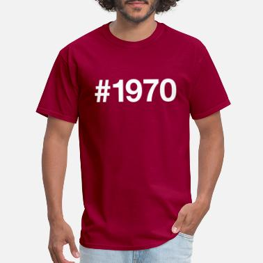 48th Birthday 1970 - Men's T-Shirt