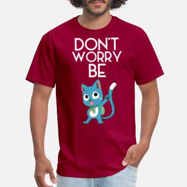 Tail Don't Worry (White) - Men's T-Shirt