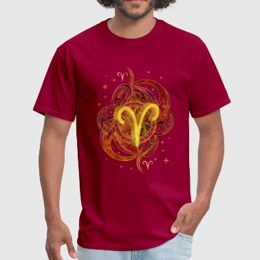 Aries Zodiac - Men's T-Shirt
