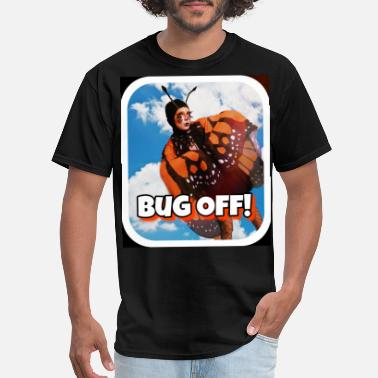 Kris Anthem Bug Off - Men's T-Shirt