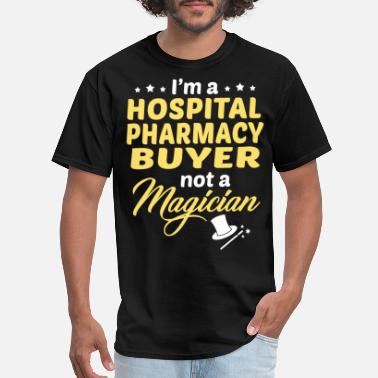 Hospital Hospital Pharmacy Buyer - Men's T-Shirt