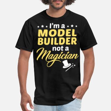 Model Model Builder - Men's T-Shirt
