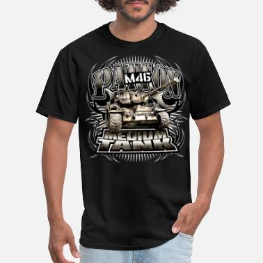 Patton M46 Patton - Men's T-Shirt