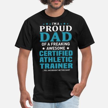 Athletic Certified Athletic Trainer - Men's T-Shirt