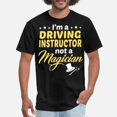 Driving School Driving Instructor - Men's T-Shirt