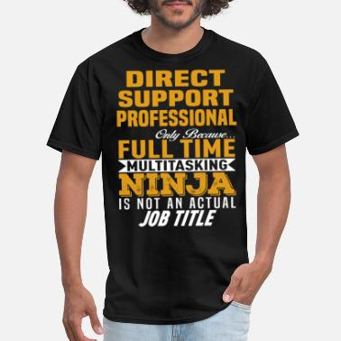 Direct Direct Support Professional - Men's T-Shirt