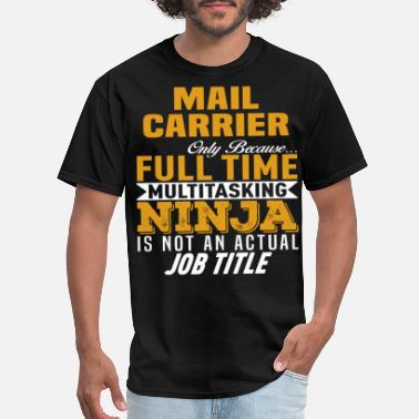 Carrier Mail Carrier - Men's T-Shirt