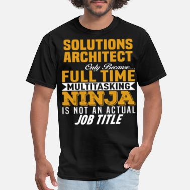 Solution Solutions Architect - Men's T-Shirt