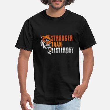 bab300bc8 Tiger Design Tiger Cat Animal Gift Idea - Men's T-Shirt. Men's ...