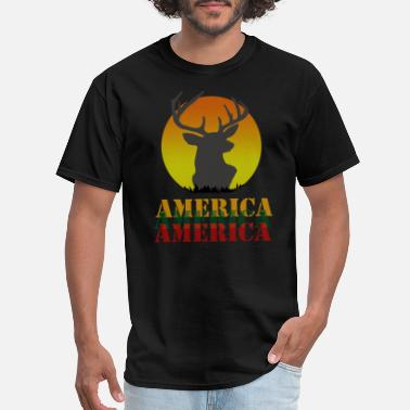 Americas Best AMERICA designe the best for everything - Men's T-Shirt