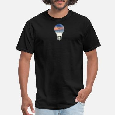 Wind Power Wind Power - Men's T-Shirt