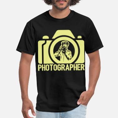 Navy Photographer photograph camera oicture my favorite photograph - Men's T-Shirt
