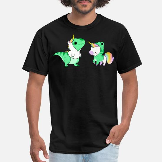 Personalized Name Unicorn Rose Boys Girls Kids T Shirt Unisex