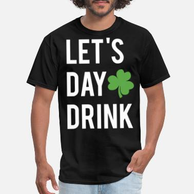 Mixer Apparel let s day drink nobull woman apparel drink wine - Men's T-Shirt