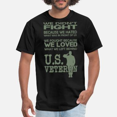 Pakistan we did not fight because we hated what was in fron - Men's T-Shirt