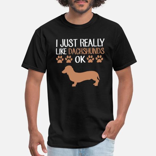 db4e0f133 Front. Front. Back. Back. Design. Front. Front. Back. Design. Front. Front.  Back. Back. Dachshund T-Shirts - Funny Weiner Dog ...