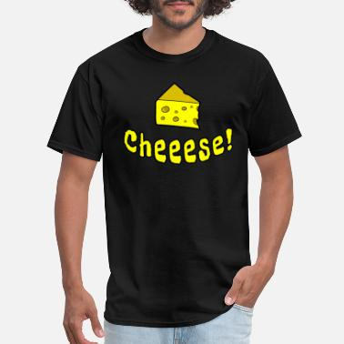 Gourmet Cheese - Men's T-Shirt